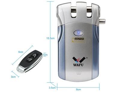 cerrojo invisible App Wafu WF-018U precios